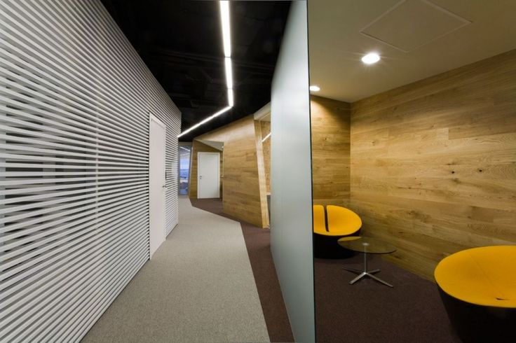 Yandex Office Design by Za Bor Architects - Architecture & Interior Design Ideas and Online Archives | ArchiiiArchiii
