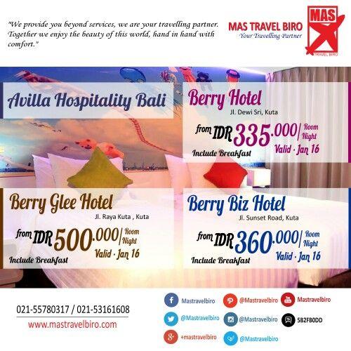 Avilla Hospitality Bali Group Hotel Promo Mulai dari Rp 335.000/malam sudah bsa bermalam di Bali dengan nyaman , pesan sekarang !  #promo #hotelbali #bali #grouphotel