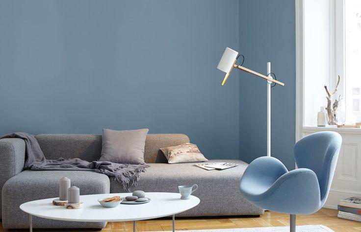 Alpina Feine Farben – Edelmatte Wandfarbe für Innen, alle Farbtöne, 2,5L Dose