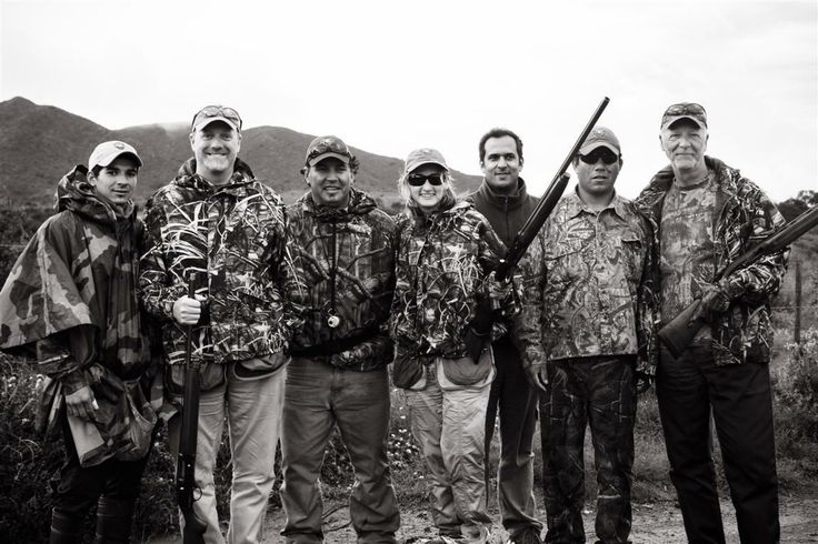 Argentina dove hunting groups