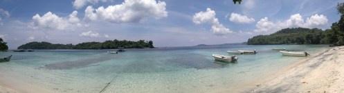 iboih beach, sabang, aceh, indonesia