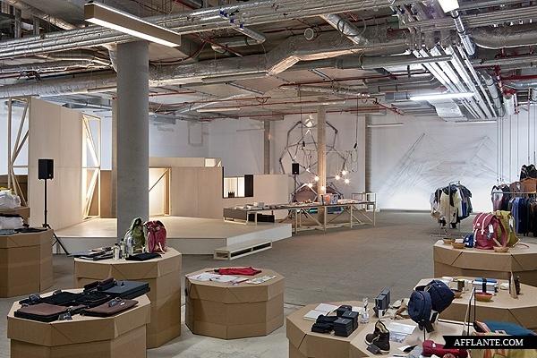 Hafencity Temporary Store & Cafe // PARAT | Afflante.com