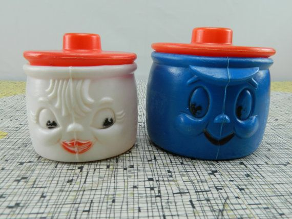 Vintage Mothercare Toy Pots Play Dishes Great by SecondhandScore