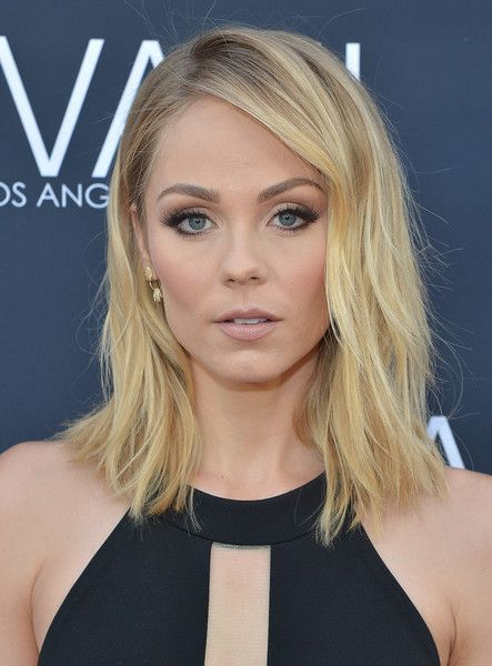 laura vandervoort short hair | Laura Vandervoort attends the Jovani L.A. Flagship Opening on May 24 ...
