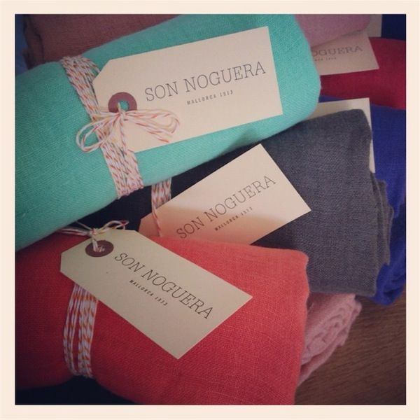 Son Noguera: Sons, Shopping