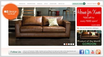 OZ Design Furniture is strongly committed to the principle of franchising, and the majority of our stores are owned by franchisees.  http://www.octalsoftware.com/portfolio/portfolio-by-technology/magento-portfolio