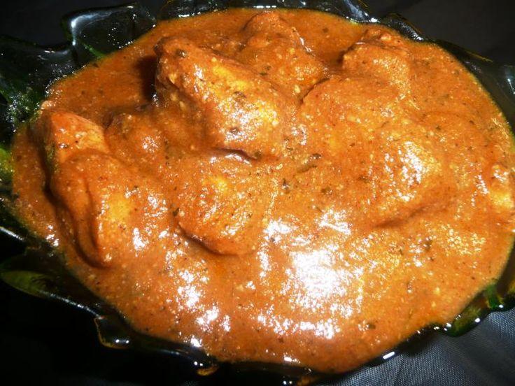 Indian Butter Chicken / Murgh Makhani
