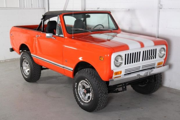 1979 International Scout II $21,900