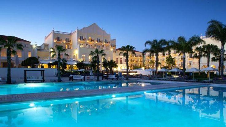 Blue & Green The Lake Spa Resort - Vilamoura - Algarve - Portugal #travel