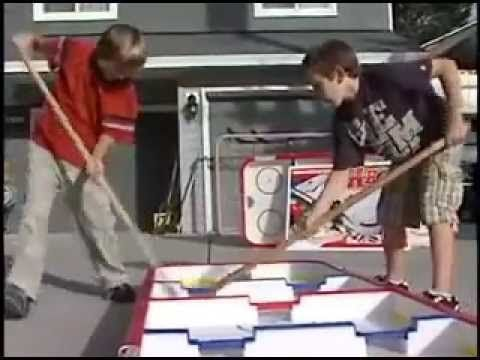 Hockey folks might be fortunate to have this old coach recommending things that actually work (ya, this thing helps young hockey players to have fun and become more aggressive at the same time)... https://www.youtube.com/watch?v=pTl0bB7G-q8&feature=youtu.be