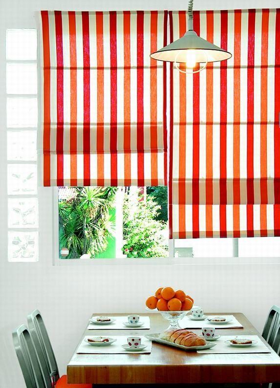 1000 ideas sobre cortinas romanas para la cocina en pinterest tratamientos de ventanas de - Diseno de cortinas de cocina ...