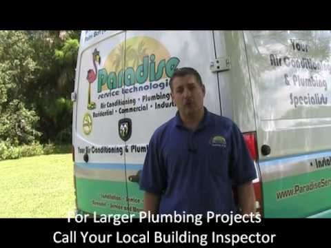 Paradise Service Technologies provides fast, professional plumbing and air conditioning installation and service 24 hours a day, 7 days a week.Sewer Repairs with Tunneling Under Foundations,Water Filtration Systems. http://paradiseservices.biz