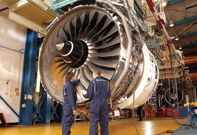 Rolls-Royce Upgrades In-service Trent Engines | Air Transport News: Aviation International News