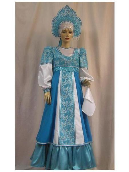 Русский национальный костюм стилизованный