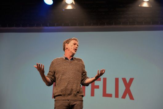 Is Netflix Disneys next big buy and is Reed Hastings its next CEO?