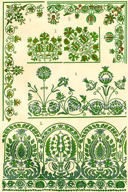 Huszka József, A magyar ornamentika története, 1898, XLVIII tábla
