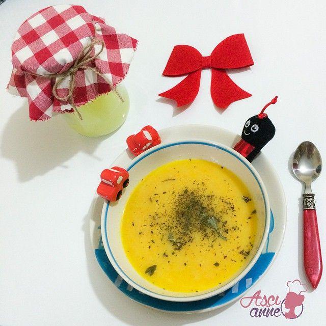 Peynir Altı Suyuna Sebze Çorbası )+ 8 Ay)