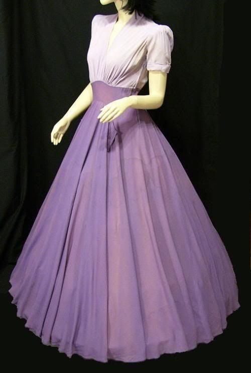 17 Best Images About 1940 S Fashion Purple On