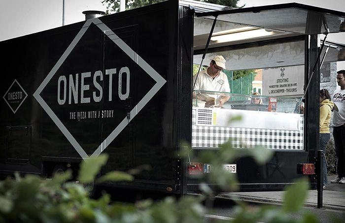 Onesto - voertuigbelettering | by Skinn Branding Agency