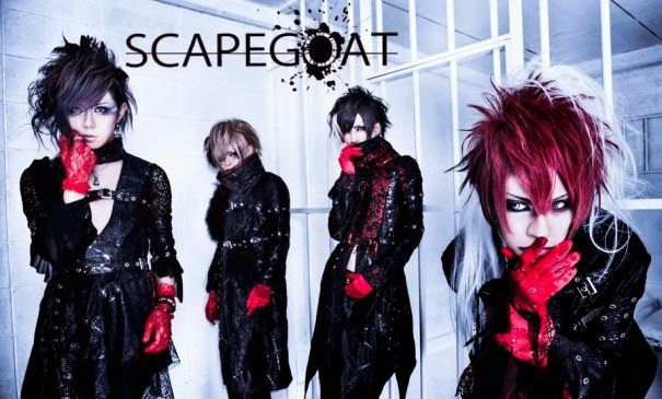 Scapegoat J-rock Band
