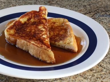 Simple, Delicious French Toast: Basic French Toast