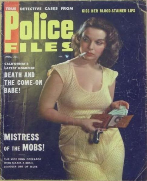 Police Files - August, 1955