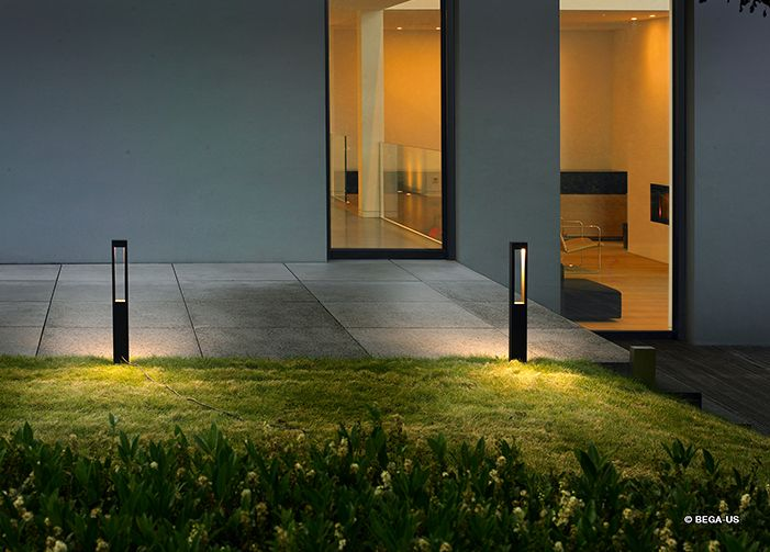 Bega bollard pathway lightingoutdoor