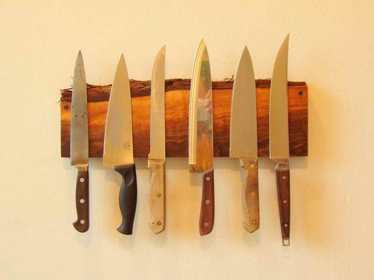 Are not magntic strip knife storage sorry, that