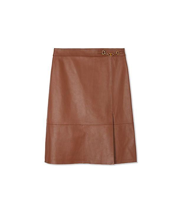 Tory Burch Karo Skirt
