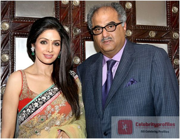 Sridevi To Act In Boney Kapoor's Next Movie Titled Ma..?