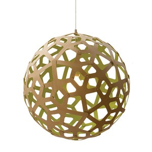 Coral Lamp 60 cm Lime