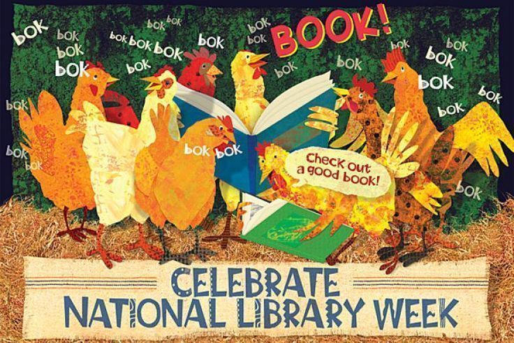 Image result for national library week 2016