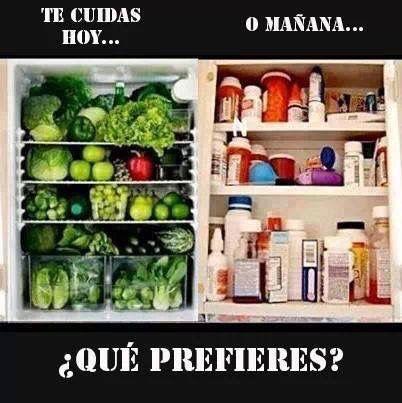 Elige vivir sano