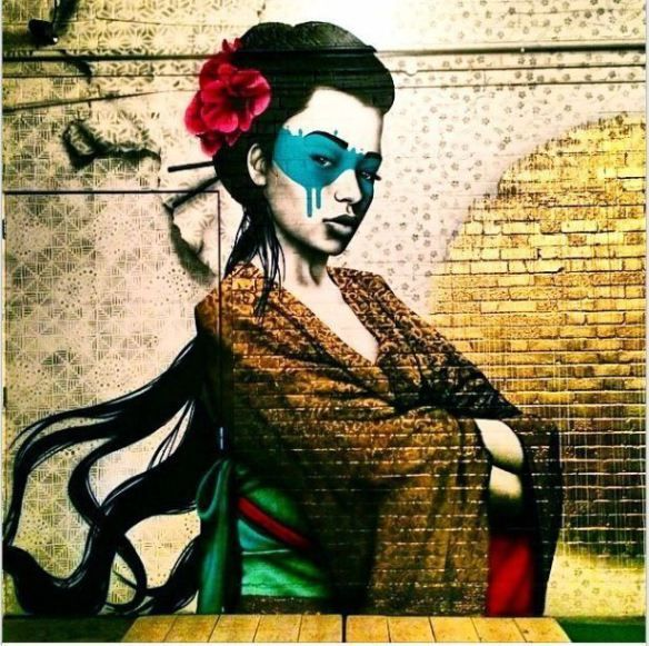 By Fin DAC – London, UK – September, 2014 http://360bylaurentjacquet.wordpress.com/2014/09/15/street-art-masterpieces-summer-2014/