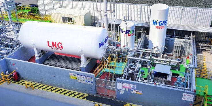 Hyundai Heavy Industries (HHI) shows its advanced technologies in liquefied natural gas (LNG) vessels which expand the market due to stricter environment