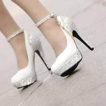 Zapatos Stiletto Importados Para Novias, 15 Años, Fiesta!