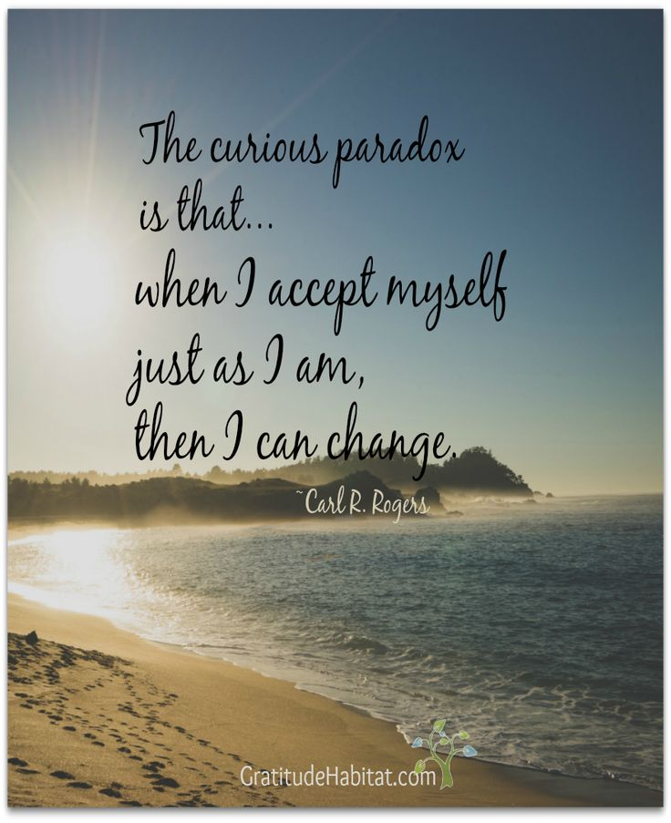Carl Rogers Famous Quotes: Best 25+ Self Acceptance Ideas On Pinterest