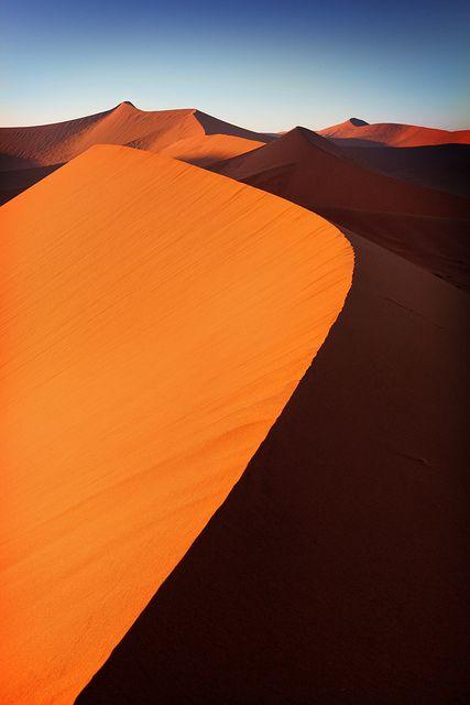 Namibia, Dune 45, Sossusvlei