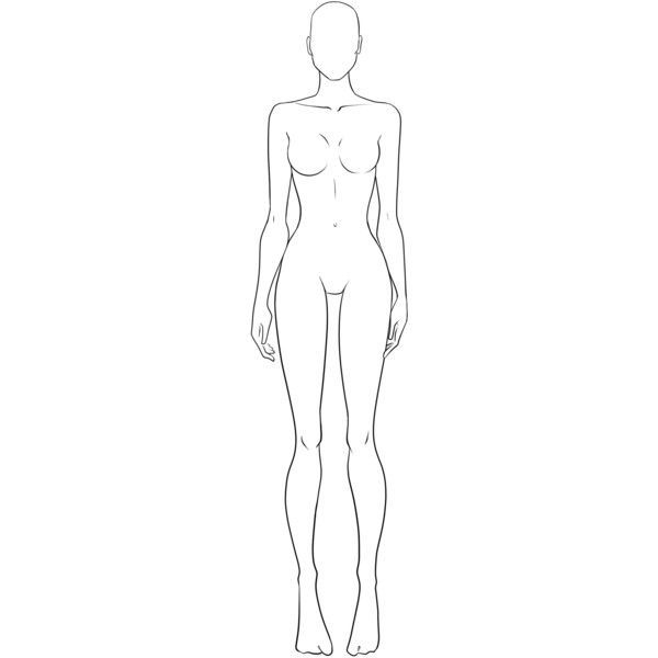 Related Image Fashion Illustration Template Fashion Figure Drawing Fashion Templates
