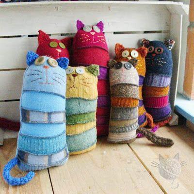 Sankowo: Koty-Swetry