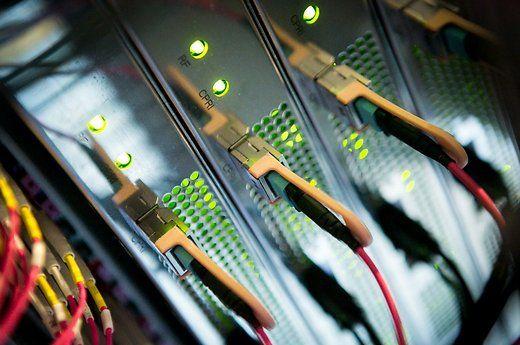 Литва останавливает создание центра данных из-за связей с ФСБ России