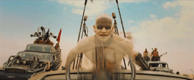 Movie awards season is upon us and the National Board of Review is first out of the gate with a huge, but amazing, surprise. They've named Mad Max: Fury Road the best picture of the year.