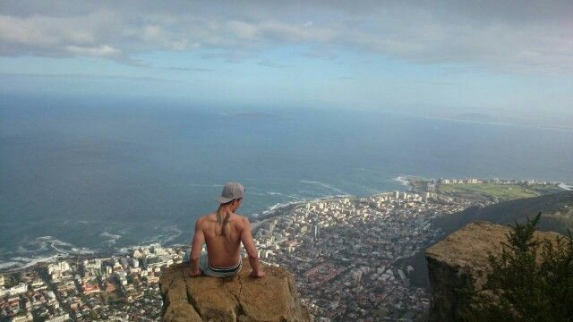 Lions head conquered #capetown #southafrica
