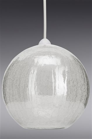 Buy grey crackle glass easy fit from next usa