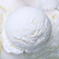 Παγωμένο γιαούρτι βανίλια - Frogen yogurt vanilla