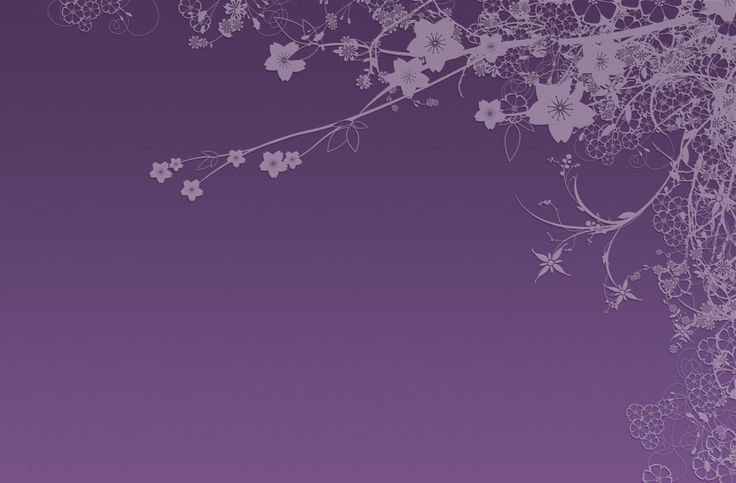 light purple backgrounds for powerpoint Free Purple Tree Branch Backgrounds For PowerPoint   Nature PPT pict