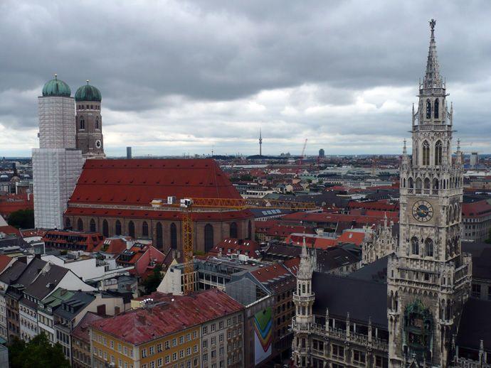 Cinque motivi e un trucco per visitare Monaco di Baviera