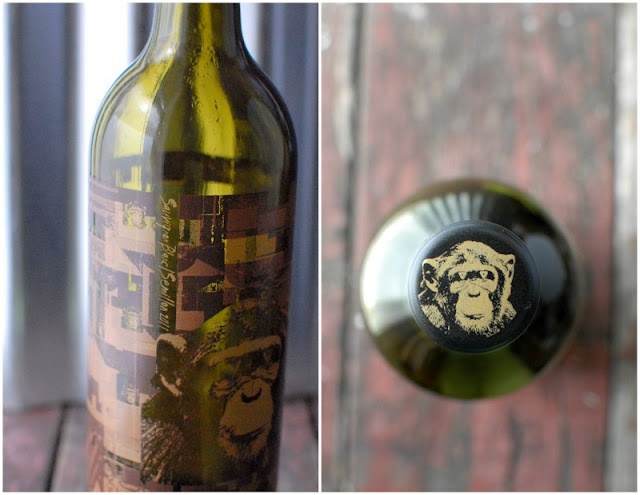Love this cheeky Denver urban winery (so does Wine Spectator).  The Infinite Monkey Theorem wine.