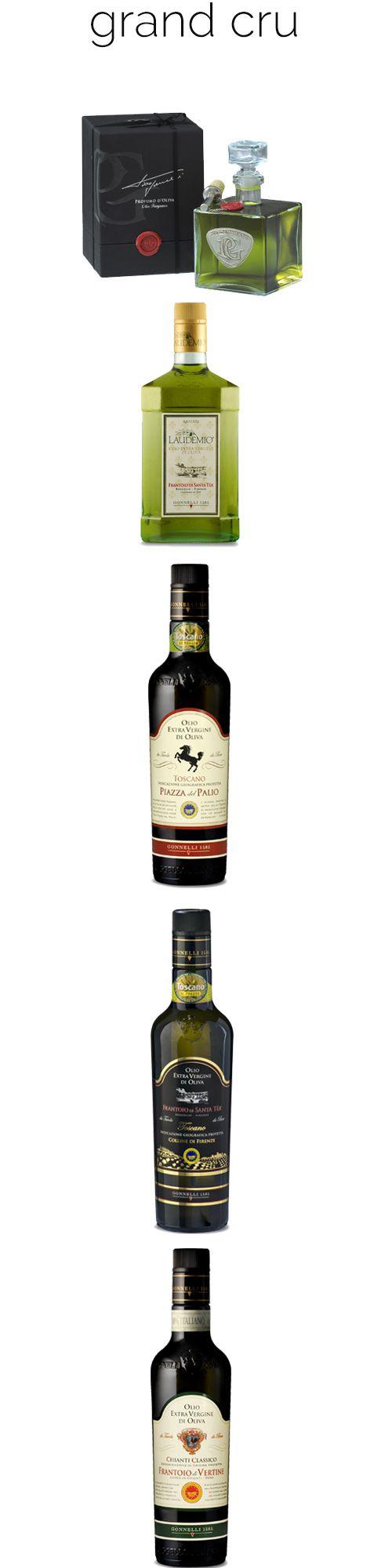 Dall'accurata selezione dell'area di coltivazione, la tempestiva raccolta delle olive e immediata frangitura, nascono i prodotti unici della linea Grand Cru.  #eccellenze #eccellenzeitaliane #olio #olioextravergine #olioitaliano #toscana #reggello