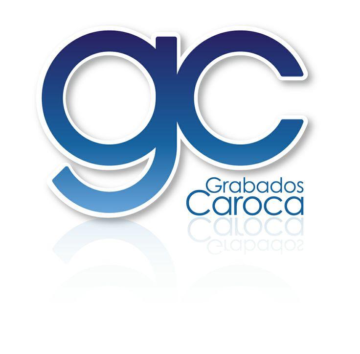 Imagen corporativa. Cliente: Grabados Caroca. Diseñado por Kata Melgarejo Bahamondes